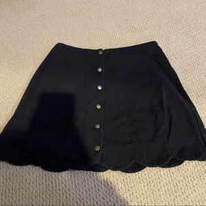 Soprano Black Skirt